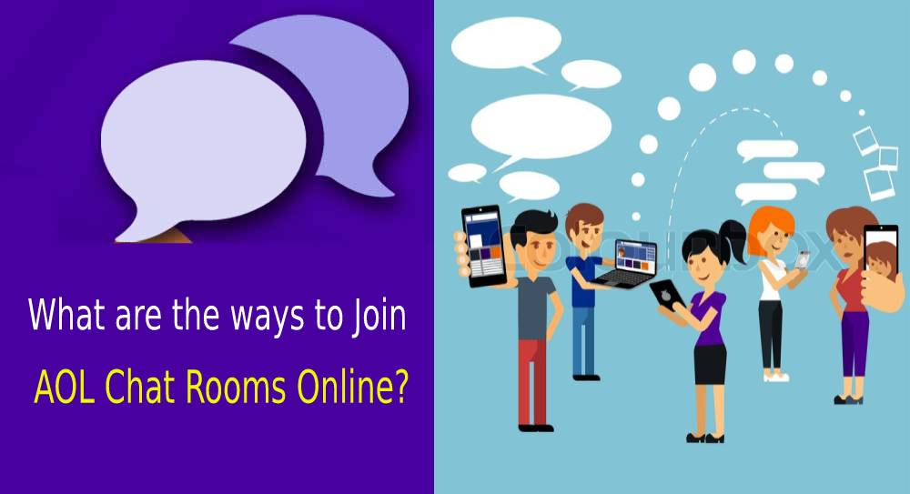 AOL Chat Rooms Online